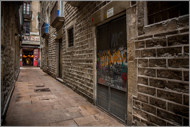 Sabateret, Barcelona: Restaurante La Báscula, antigua fábrica de dulces P. Mauri