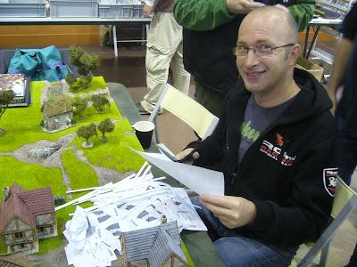 DEBRIEFING Chevauchée des Dragons de Vaires, Novembre 2011 P1060249