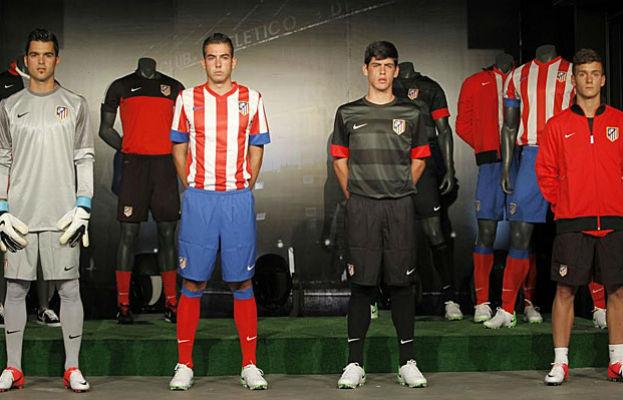 "for ""La nueva camiseta Nike de Atlético de Madrid 2012/2013"