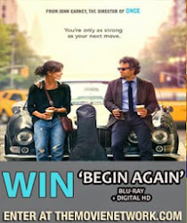 TMN's 'Begin Again' Blu-Ray + Digital HD Giveaway