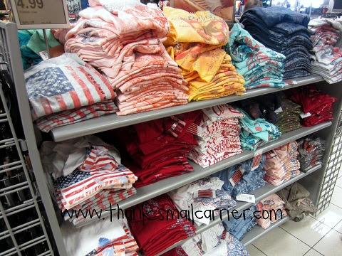 Kohl's patriotic t-shirts