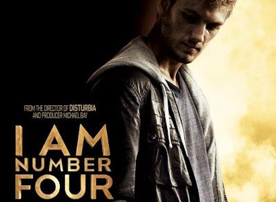 i am number four - Nuevo póster de Soy el número Cuatro