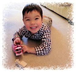 My handsome grandson Alexander
