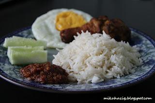 malaysia rice recipe