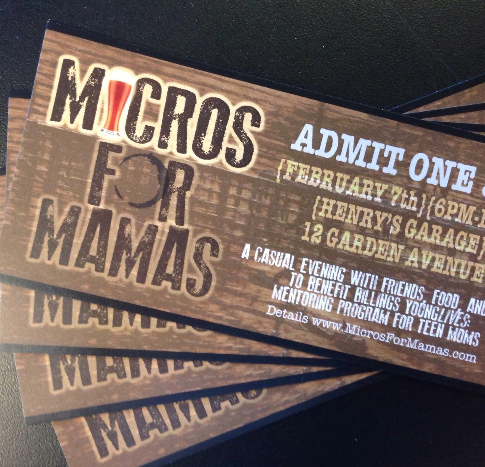 Micros for Mamas Billings