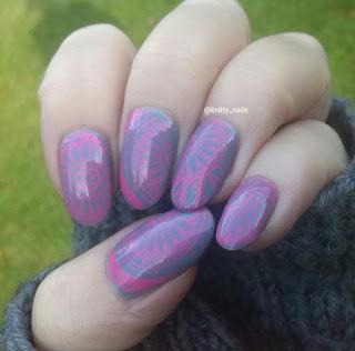 Esmaltes da Kelly Chuoisco and  Yours Cosmetics Sascha Gossen YS03