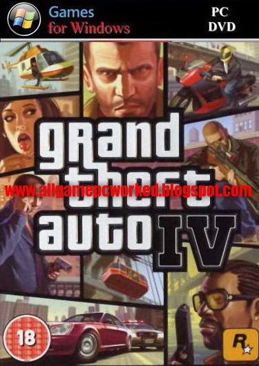 Download Game PC Grand Theft Auto IV Full ISO 100% Working ...