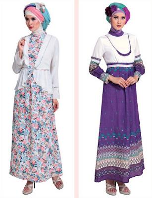 gamis muslim modern