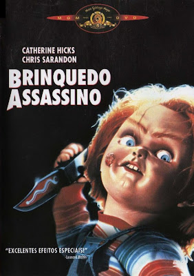 Capa - Chucky, O Brinquedo Assassino
