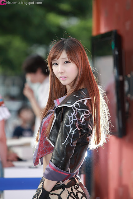 3 Lee Yoo Eun - Dungeon & Fighter 2012-very cute asian girl-girlcute4u.blogspot.com