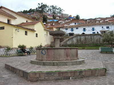 Plazuela de San Blas, Cusco, Perú, La vuelta al mundo de Asun y Ricardo, round the world, mundoporlibre.com