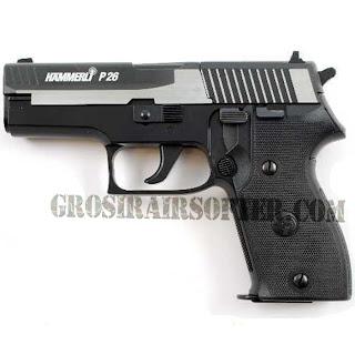 Hammerli P26