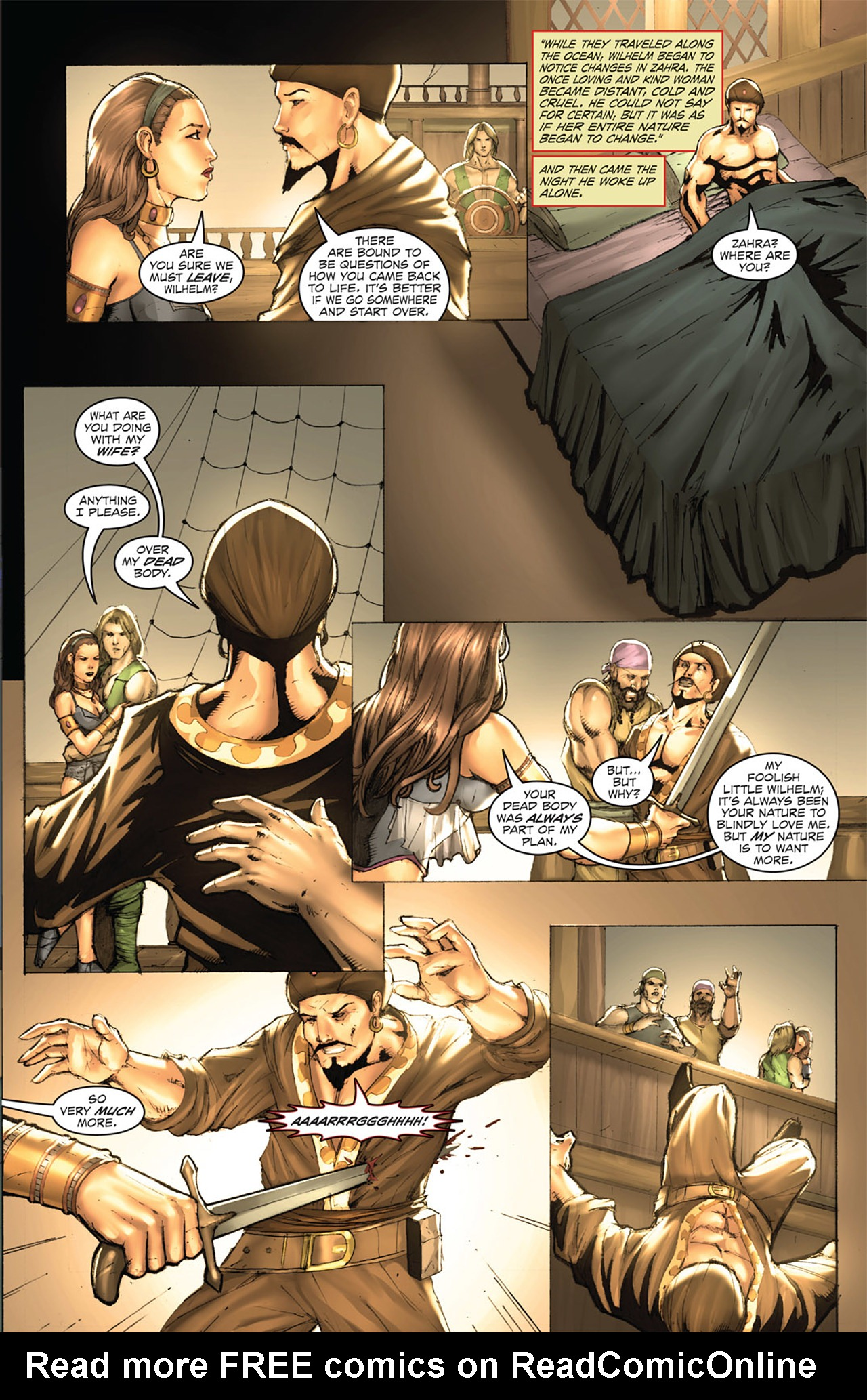 Grimm Fairy Tales (2005) Issue #33 #36 - English 13