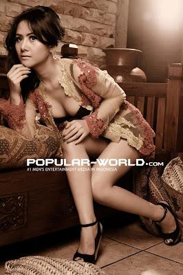 Sexy Photo Model - Devi Liu