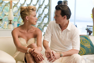 The-Rum-Diary 2011 Amber Heard Johnny Depp
