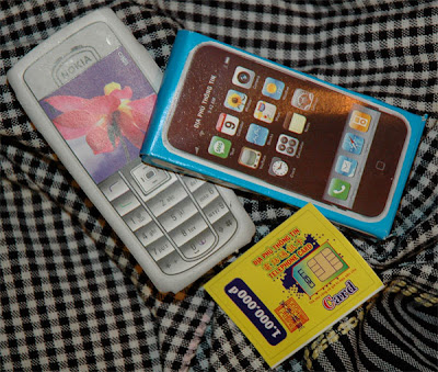 Chinese joss paper iPhone