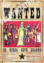 "JOSÉ DÍAZ CARDERO. ""Wanted"", Digital (Photosop), 70 x 50 cms."