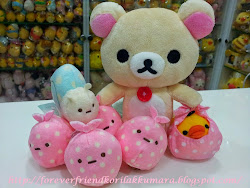 CLICK on Photo to buy SUMIKKO GURASHI^^