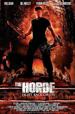 The Horde 2015 DVD Custom NTSC Sub
