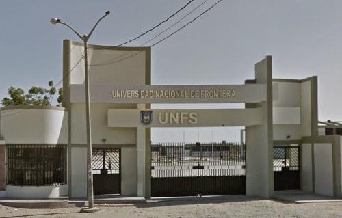 Universidad Nacional de Frontera Sullana - UNFS