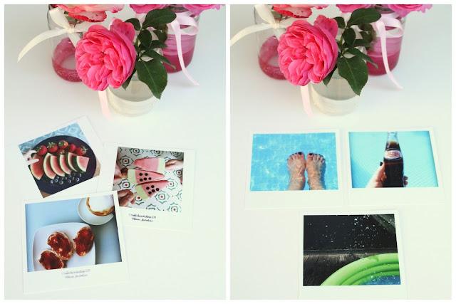 Polaroid Retro-Abzuege Pixum