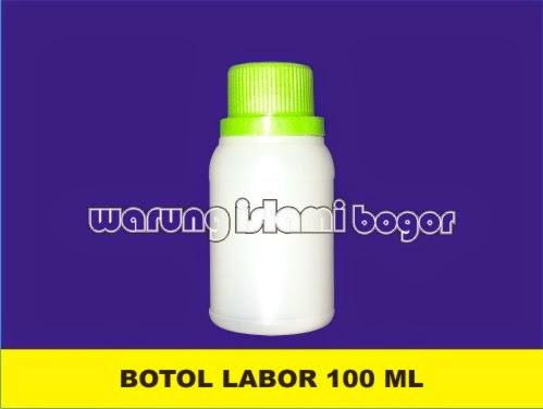 Jual Botol Pupuk Cair HDPE 100ml