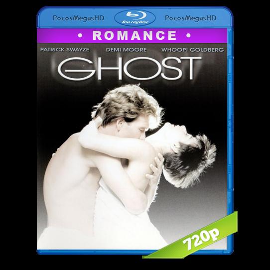 Ghost:Más allá del amor (1990) BrRip 720p Latino/Inglés AC3+subs