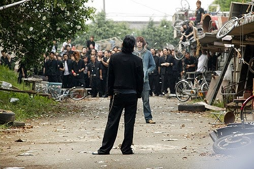 Crows Zero II: Genji VS Rindaman
