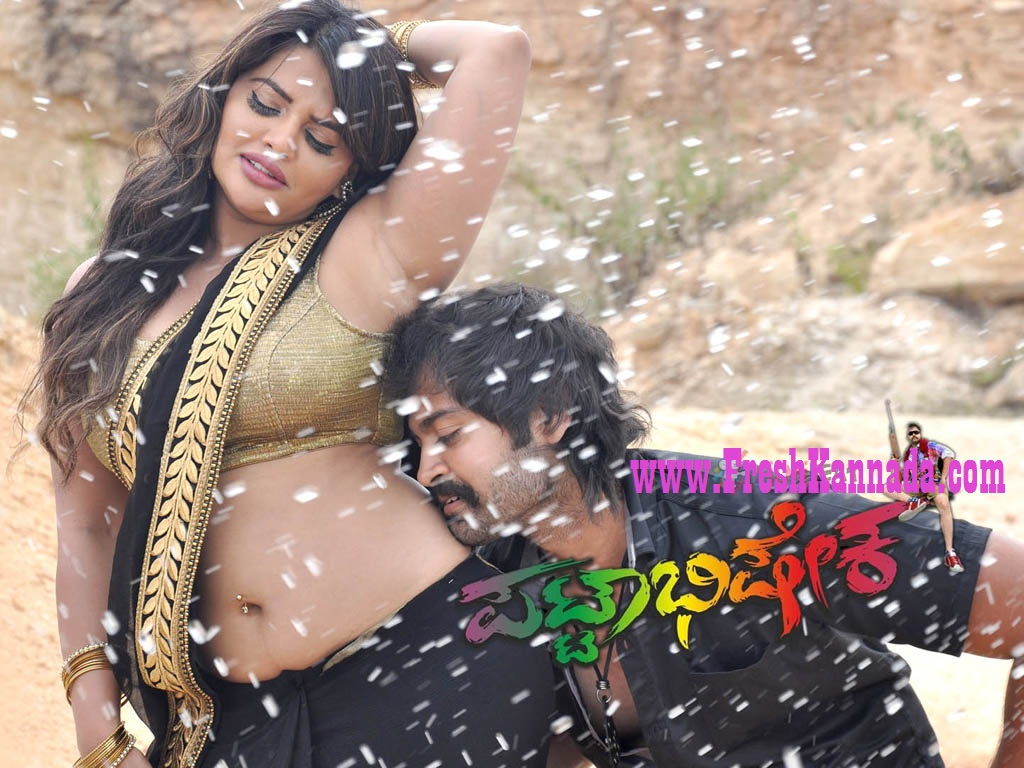 Pattabhisheka Kannada Movie Manasalle Mane Hot Video Song