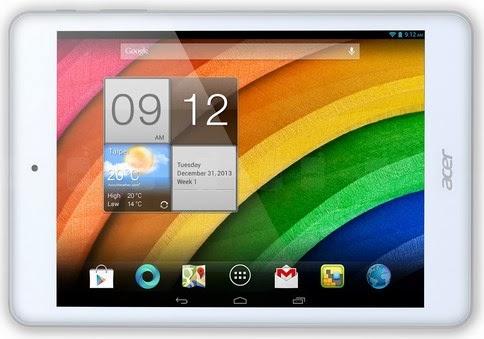 Spesifikasi Dan Harga Acer Iconia A1 830 Terbaru 2014