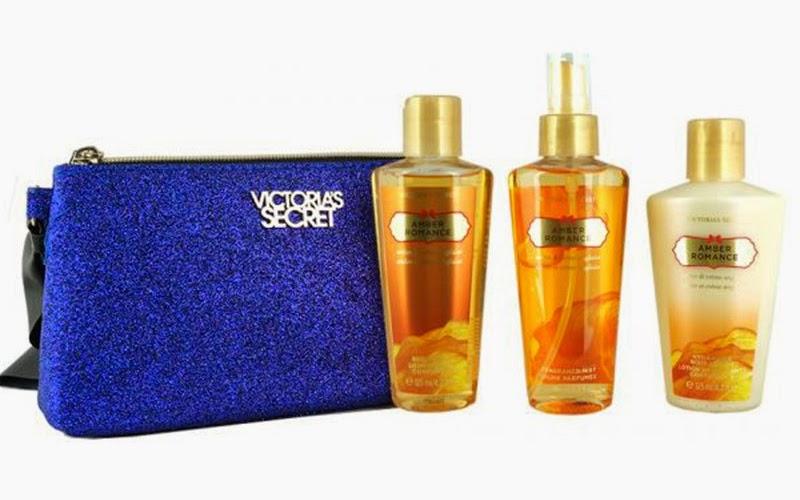 Amber Romance Fragrance Mist Perfume