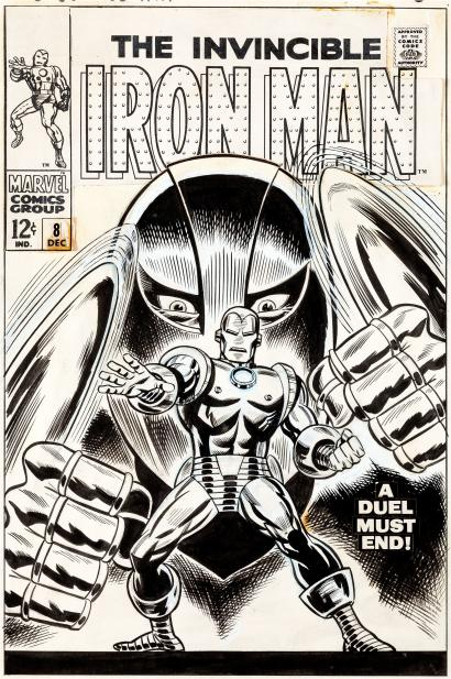 Cover Gallery: Iron Man