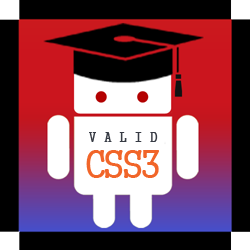 Membuat Blog Agar Selalu Valid CSS3