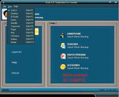 Software Pulsa Gratis Untuk Konter Hp