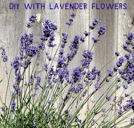 DIY WIth Lavender Flowers