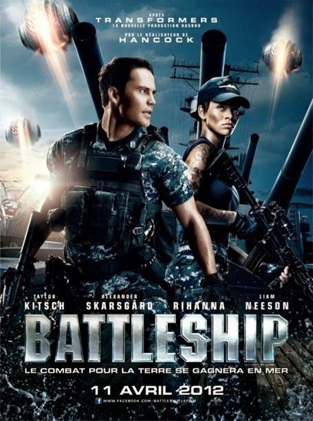 Batalla Naval  [2012] DVDRip Latino