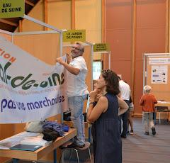 Rendez vous au Forum des associations le dimanche 7 septembre à Poissy