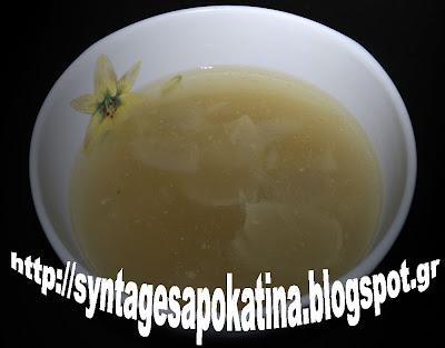 κρεμμυδοζούμι http://syntagesapokatina.blogspot.gr