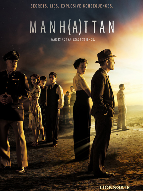Manhattan - Saison 2