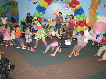 CHILDREN  BIRTHDATE PARTY