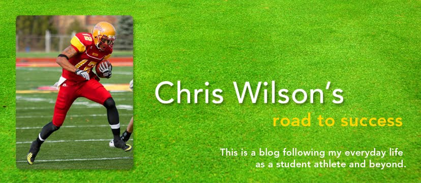 Chris Wilson's Road to Success