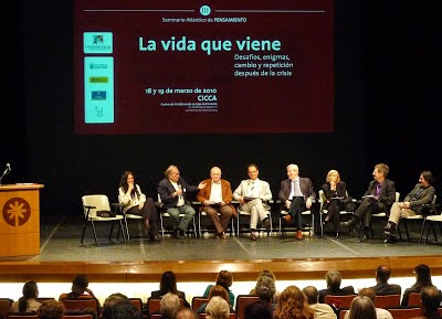 Canarias reúne al pensamiento europeo