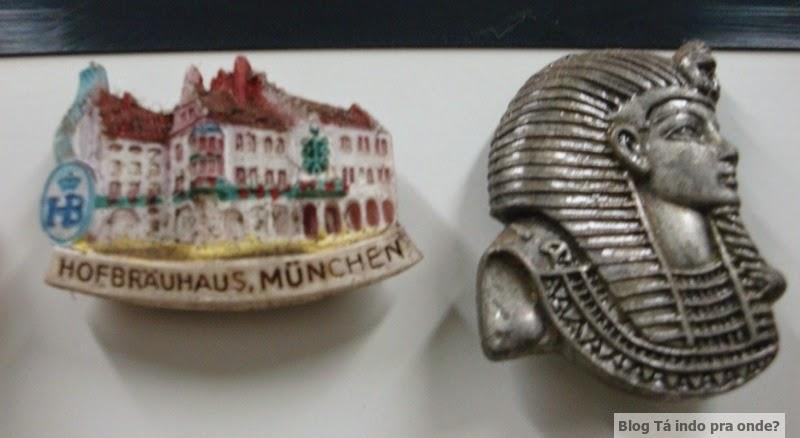 imãs de Munique e Egito