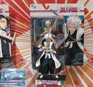 4inch Action Figure Bleach Series 1