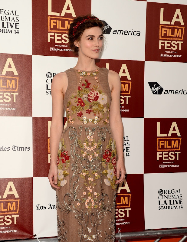 Keira Knightley attends Seeking A Friend For The End Of The World LA Premiere