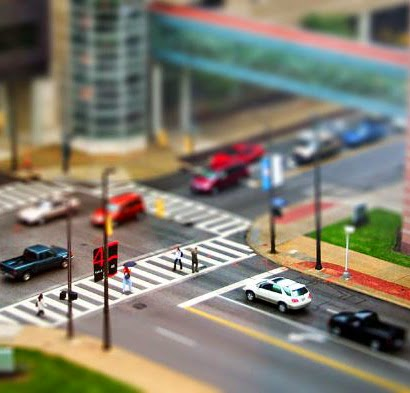effect tilt shift