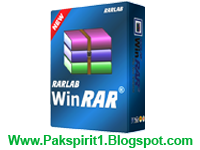 free download winrar , compressed and extract files pak softwares
