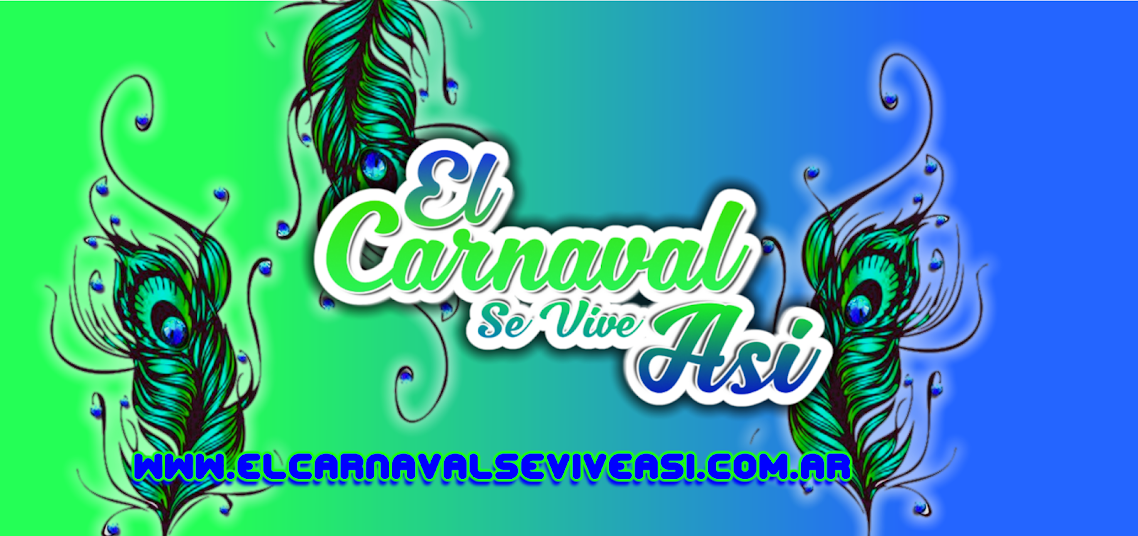 EL CARNAVAL SE VIVE ASÍ - CARNAVAL DE GUALEGUAYCHÚ 2017 - CARNAVAL DEL PAÍS 2016