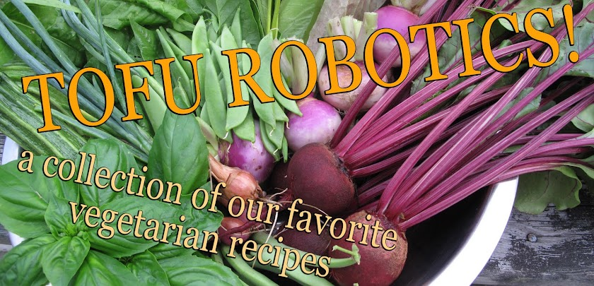 Tofu Robotics!