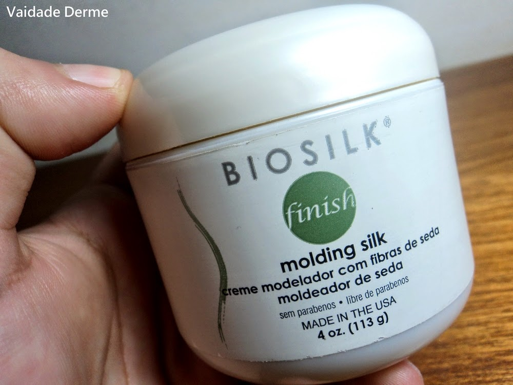 Cera Modeladora Molding Silk